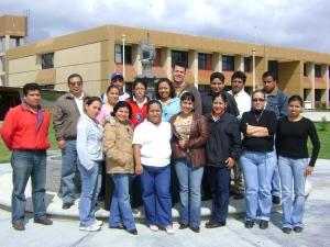 Alumnos del Taller de DOCA - Módulo 6